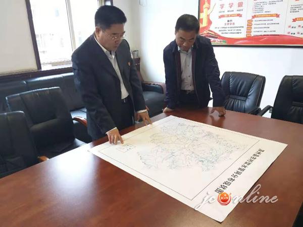 张国文调研泽州县农村饮水安全巩固提升工作