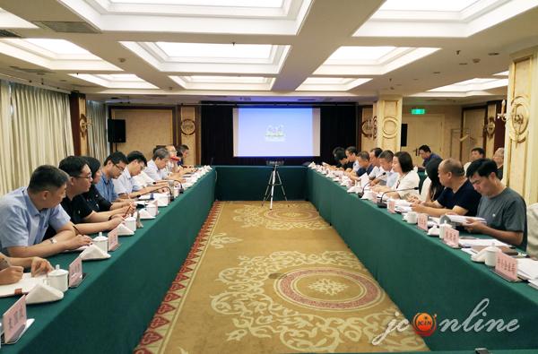 市政府与太原理工大学校地合作对接座谈会召开
