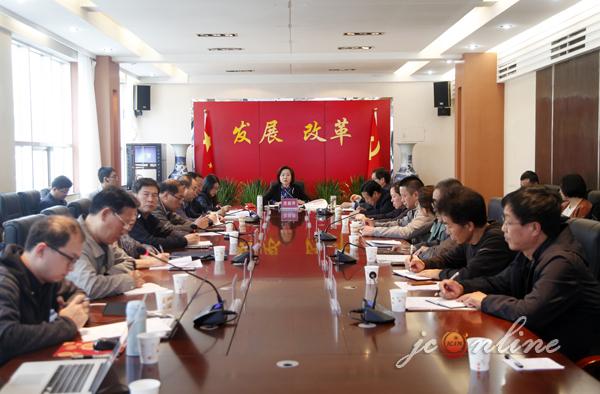 晋城市教育园区前期工作推进领导组第二次会议召开