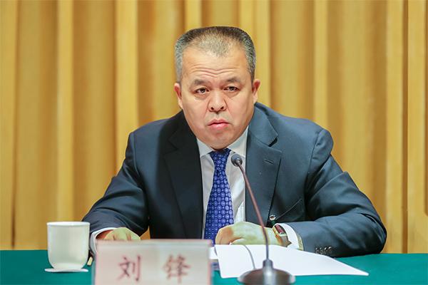刘锋参加我市代表团审议