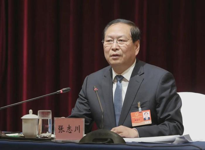 张志川参加高平代表团审议