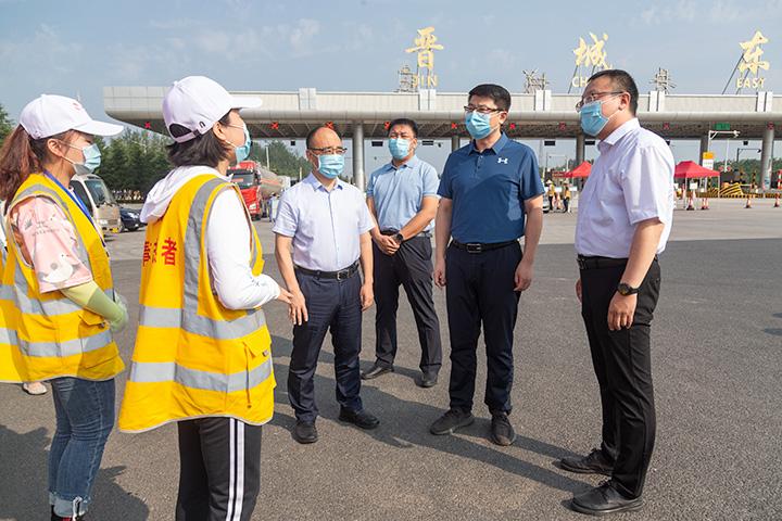 团省委书记张钧赴我市调研县域共青团基层组织改革试点工作