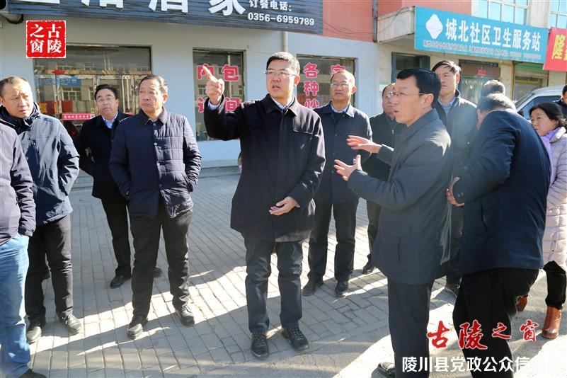 杨晓雷调研政府投资项目推进情况